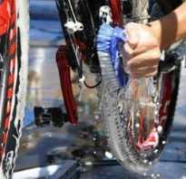 Как правильно мыть велосипед?