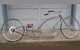 Велосипед как называется