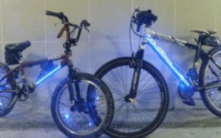 Как сделать тюнинг велосипеда