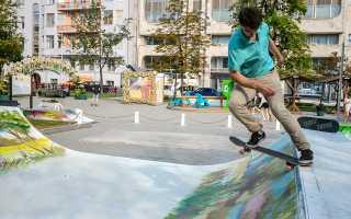 В Москве пройдут тренировки и мастер-классы с участием ведущих скейтбордистов страны