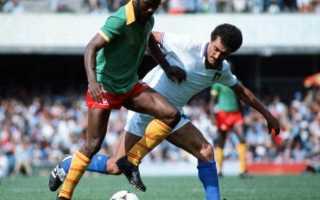 Футбольная команда камеруна. Африканский прорыв: сборная Камеруна