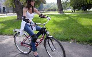 Как ездить на горном велосипеде