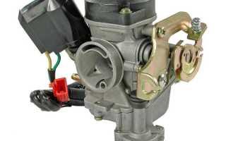 Как отрегулировать уровень топлива в карбюраторе на скутере