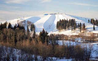 Яхрома – горнолыжный курорт в Подмосковье