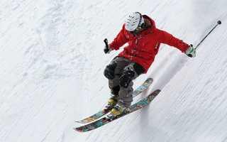 Как начать кататься на лыжах