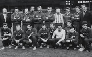 10 причин гордиться советскими спортсменами