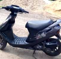 Как заводится скутер