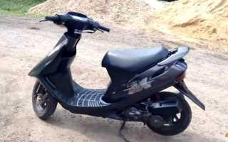 Как завести скутер если сел аккумулятор