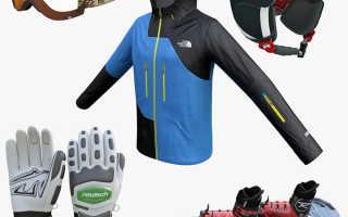 Правильная экипировка для сноубординга: детский и взрослый комплект