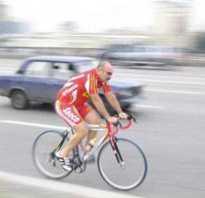 Как правильно ездить на велосипеде по проезжей части