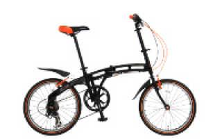 Складной велосипед как сложить