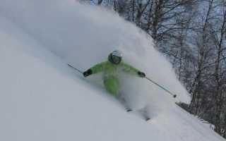 Приисковый – горнолыжный курорт в Хакасии