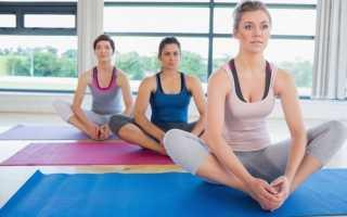 Йога для полных женщин: пять советов для новичков