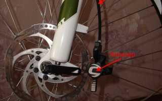 Как залить масло в вилку велосипеда