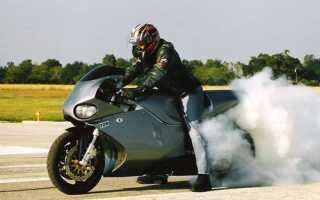 Почему дымит мотоцикл
