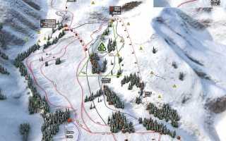 Где покататься на сноуборде или горных лыжах в Казахстане