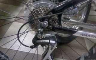 Как выставить скорости на велосипеде