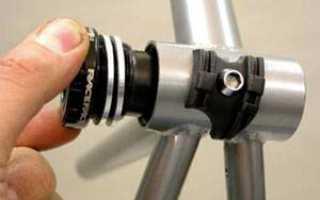 Как подобрать каретку на велосипед