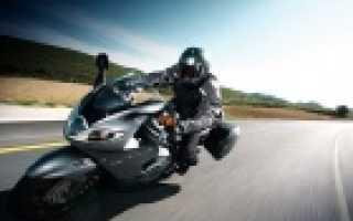 Как управлять мотоцикл