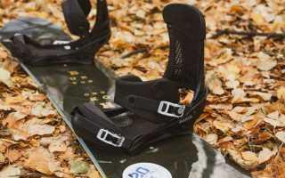 Как выбрать ботинки и крепления для сноуборда?