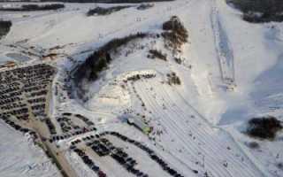 Туутари-парк – горнолыжный курорт рядом с Питером