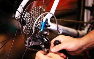 Как настроить лягушку на скоростном велосипеде
