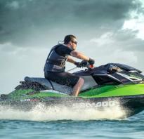 Водный скутер как называется правильно