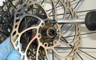 Как смазать тормоза на велосипеде