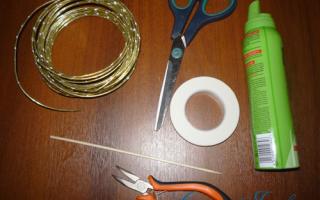 Как сделать своими руками кашпо велосипед