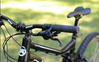 Как заменить грипсы на велосипеде