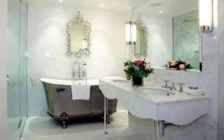 Дизайн ванной комнаты в малогабаритной квартире. Дизайн-проекты ванных комнат: что необходимо учесть. Предпочтение глянцевым поверхностям
