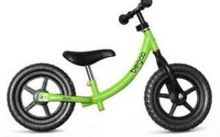 Велосипед без педалей для малышей как называется