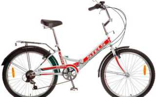 Велосипед стелс как сложить