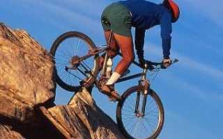Как выглядит велосипед горный