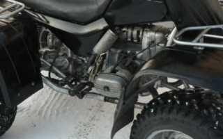 Как из мотоцикла урал сделать квадроцикл