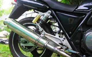 Как правильно сделать прямоток на мотоцикл