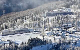 Газпром Лаура – горнолыжный курорт недалеко от Красной Поляны