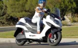Скутер какой лучше выбрать