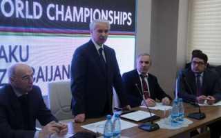В Баку прошло первое совещание оргкомитета Чемпионата по BMX-2018