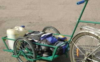 Выбор велоприцепа по всем правилам