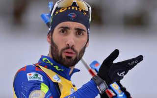 """Сколько """"настрелял"""" Фуркад: рейтинг самых богатых биатлонистов"""