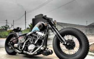 Боббер мотоцикл что такое