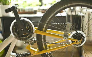 Как самостоятельно снять и заменить цепь велосипеда