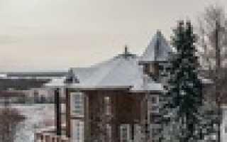 Малые Карелы – горнолыжный склон рядом с Архангельском