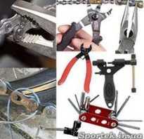 Как снять замок с цепи велосипеда