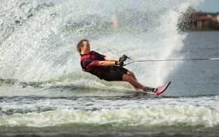 Катание на водных лыжах — спорт для всех и для каждого