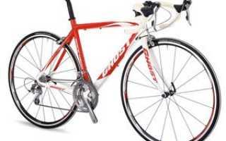 Как подобрать велосипед шоссейный по росту