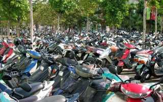 Какие документы на скутер должны быть