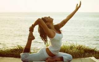 9 причин «впустить» йогу в свою жизнь и заниматься ей регулярно