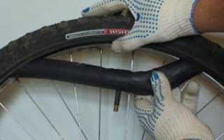 Как вынуть камеру из колеса велосипеда. Как поменять камеру или покрышку на велосипеде: пошаговая инструкция